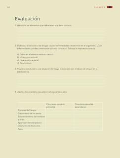 Apoyo Primaria Ciencias Naturales 5to grado Bloque I Evaluación
