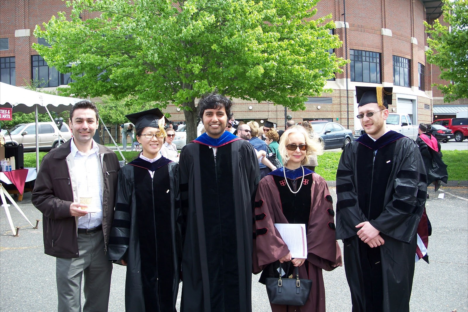Umass amherst phd
