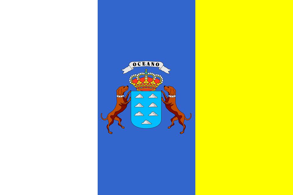 Bandera del Archipiélago Canario