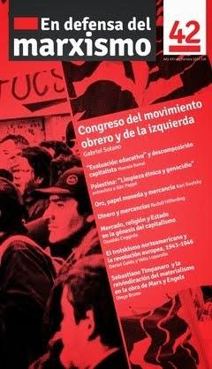 Revista: En Defensa del Marxismo nº 39