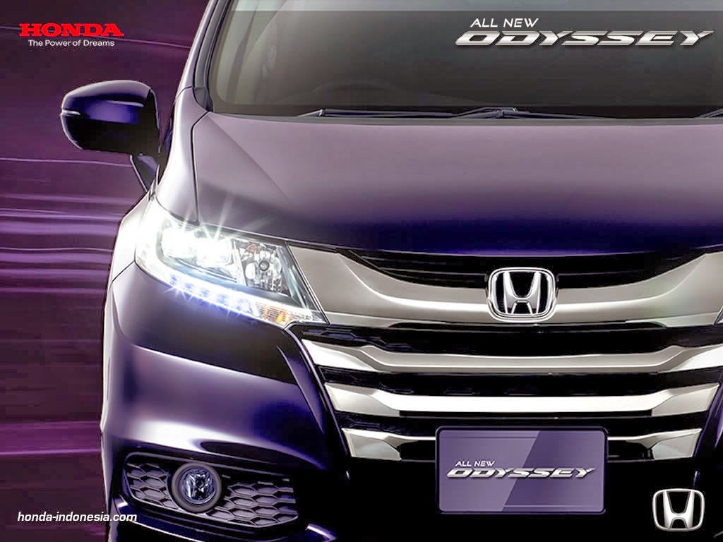 harga HONDA ALL NEW ODYSSEY