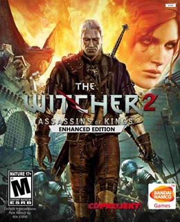 The Witcher 2: Assassins of Kings PC Box