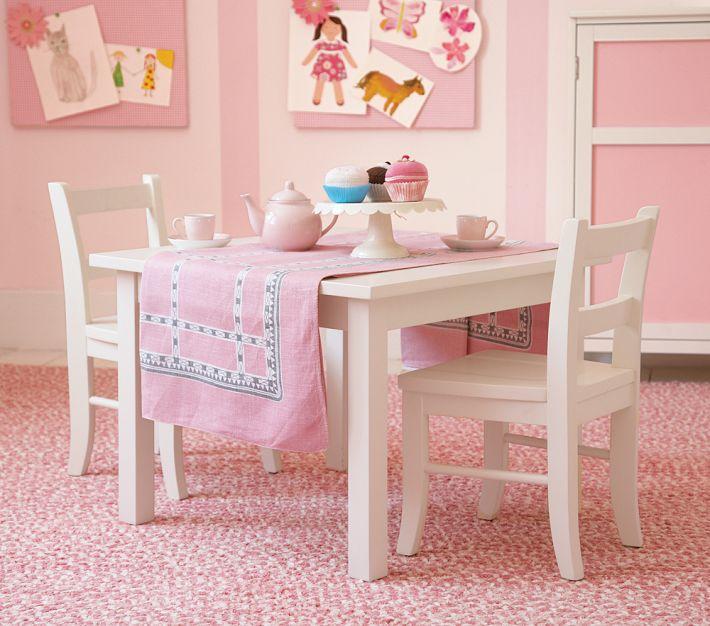 PURPLE SAGE ORIGINALS: Children\'s Table and Chair Sets