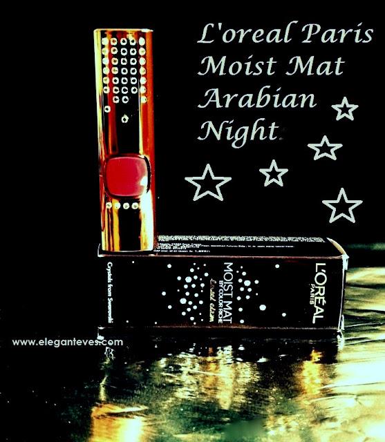 loreal paris arabian night india review