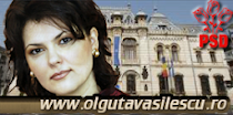 Olguta VASILESCU-Primar Craiova-Presedinte PSD Craiova