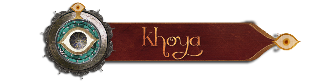 Khoya - An Interactive Fantasy Adventure
