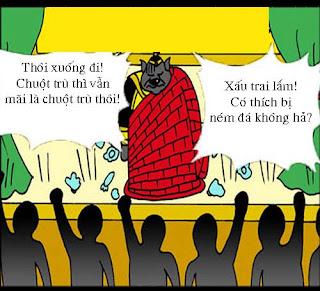 Tây Du Ký hài: Ai nói nhiều nhất?