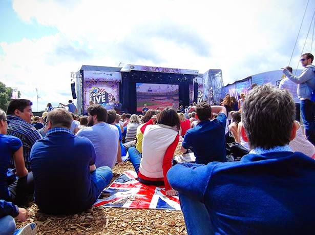 BT London Live at the London 2012 Olympic Games
