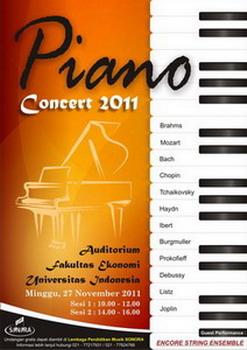Piano Concert 2011