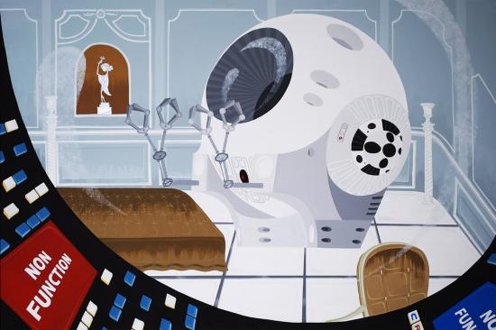 Doctor Ojiplático. Carlos Ramos. Kubrick