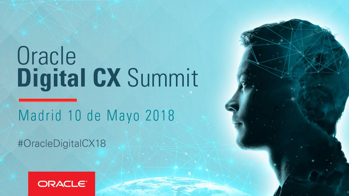 Evento: Oracle Digital CX Summit