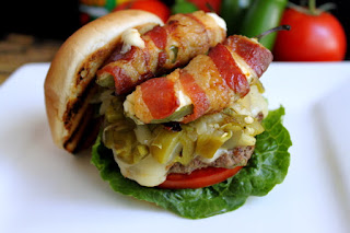 Jalapeno burger 17 mouthwatering and crowd-pleasing burgers