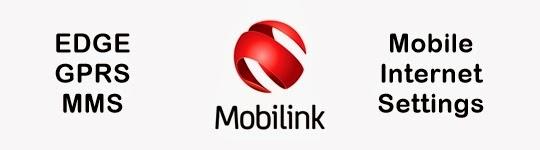 Mobilink Settings