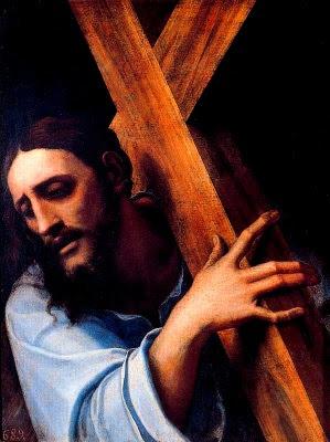 Crist amb la creu (Sebastiano del Piombo)