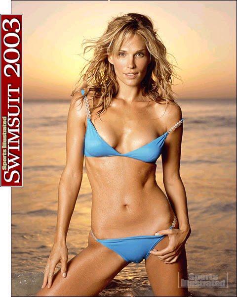 Molly Sims Bikini