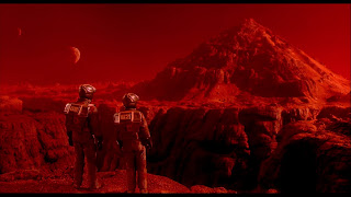 total recall, mars, dream