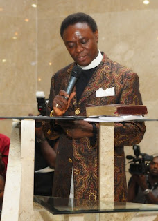 Pope is an Anti - Christ and all Catholics will go to Hell  - - Pastor Okotie .