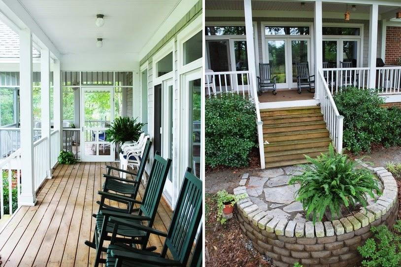 conseils d co et relooking quelle est la diff rence entre un porche balcon veranda patio et. Black Bedroom Furniture Sets. Home Design Ideas