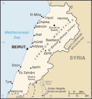 la proxima guerra libano al borde de la crisis