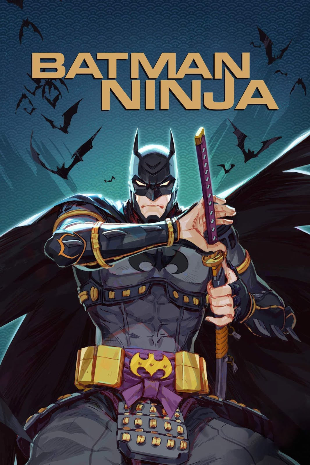 Batman Ninja 2018 - Dublado