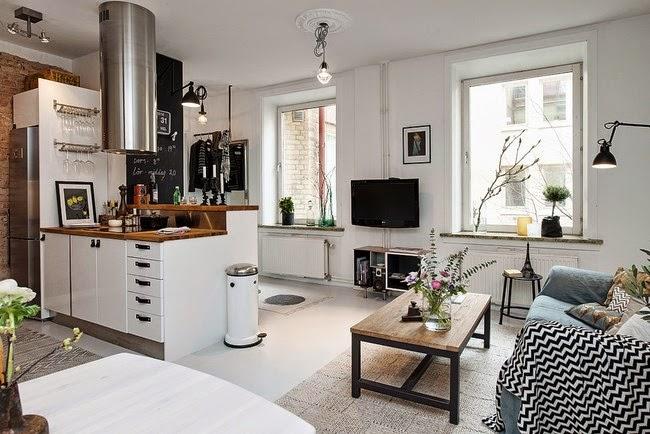 Vivir en un apartamento de 1 habitaci n pero as de bonito for Remodela tu casa tu mismo