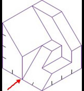 Figura 33: Sistema diédrico - obtención de vistas