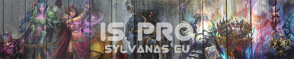 IS PRO - Alliance guild @ Sylvanas EU