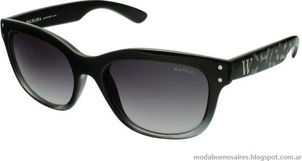 Wanama anteojos de sol verano 2013 moda.