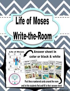http://www.biblefunforkids.com/2015/08/write-room-life-of-moses.html