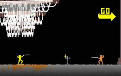 Nidhogg PC Games Screenshot