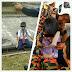 Budak Tercucuk Besi Longkang di SRK Sacred Heart (2 Gambar)