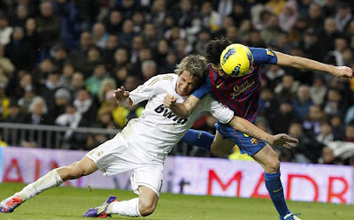 Real Madrid 1 - 3 Barcelona (4)