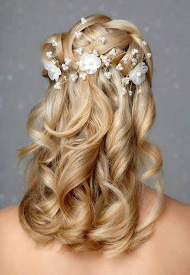 Wedding Hairstyle Collection 2013