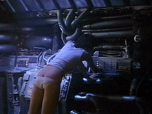 Sigourney Weaver Ass