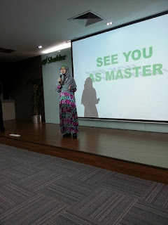 Master Developement Workshop Shaklee 9 September 2015