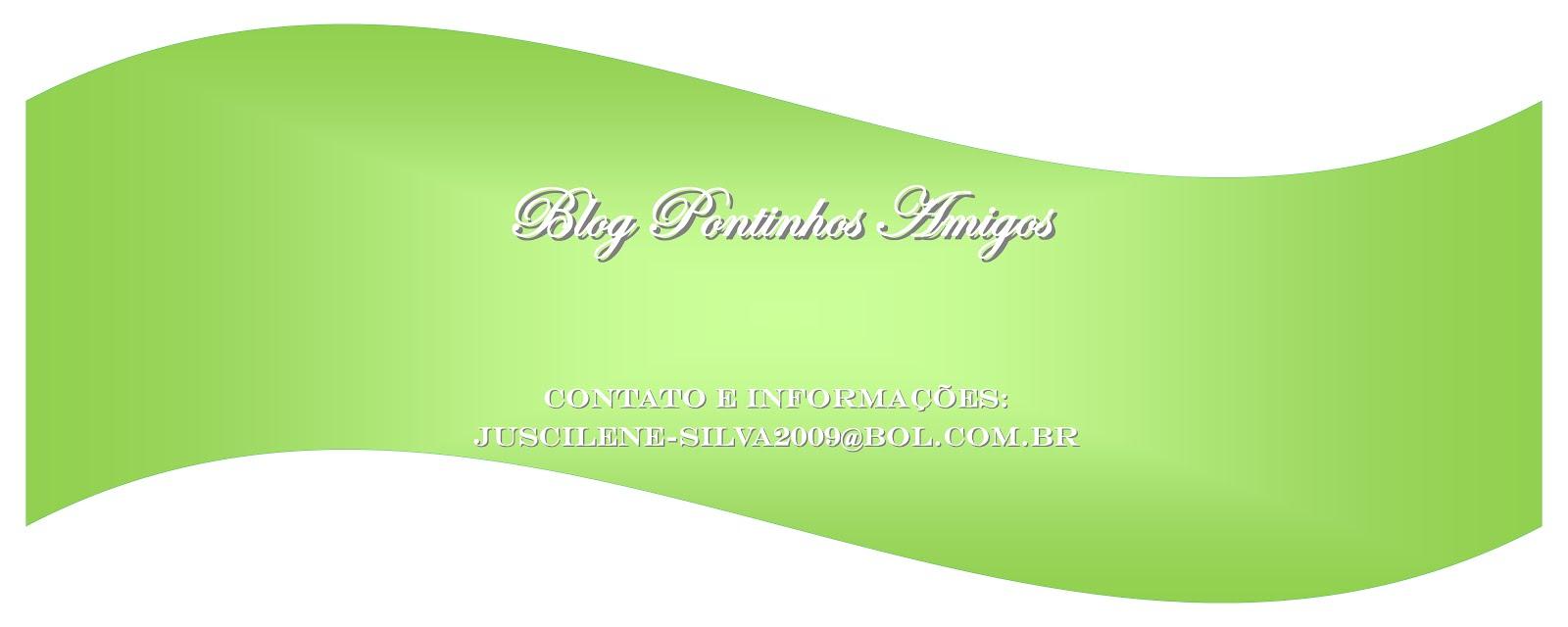 Blog Pontinhos Amigos