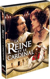 DVD Mini-série aux intrigues transposables aujourd'hui - Histoire de France - Cardinal Mazarin, reine Anne, roi Louis XIV