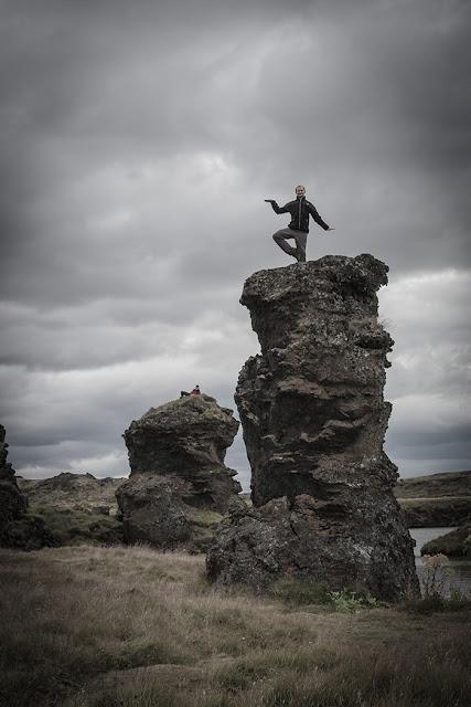 Kartki z Podróży - Łukasz Kocewiak - Islandia