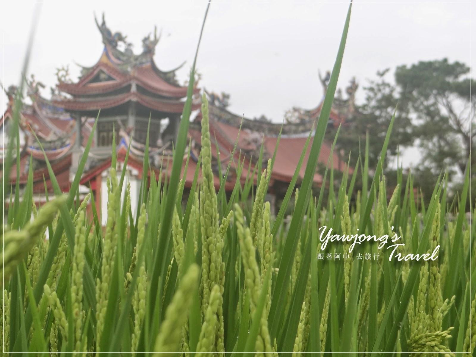 雲林虎尾《持法媽祖宮》全台最清幽美的寺廟之一