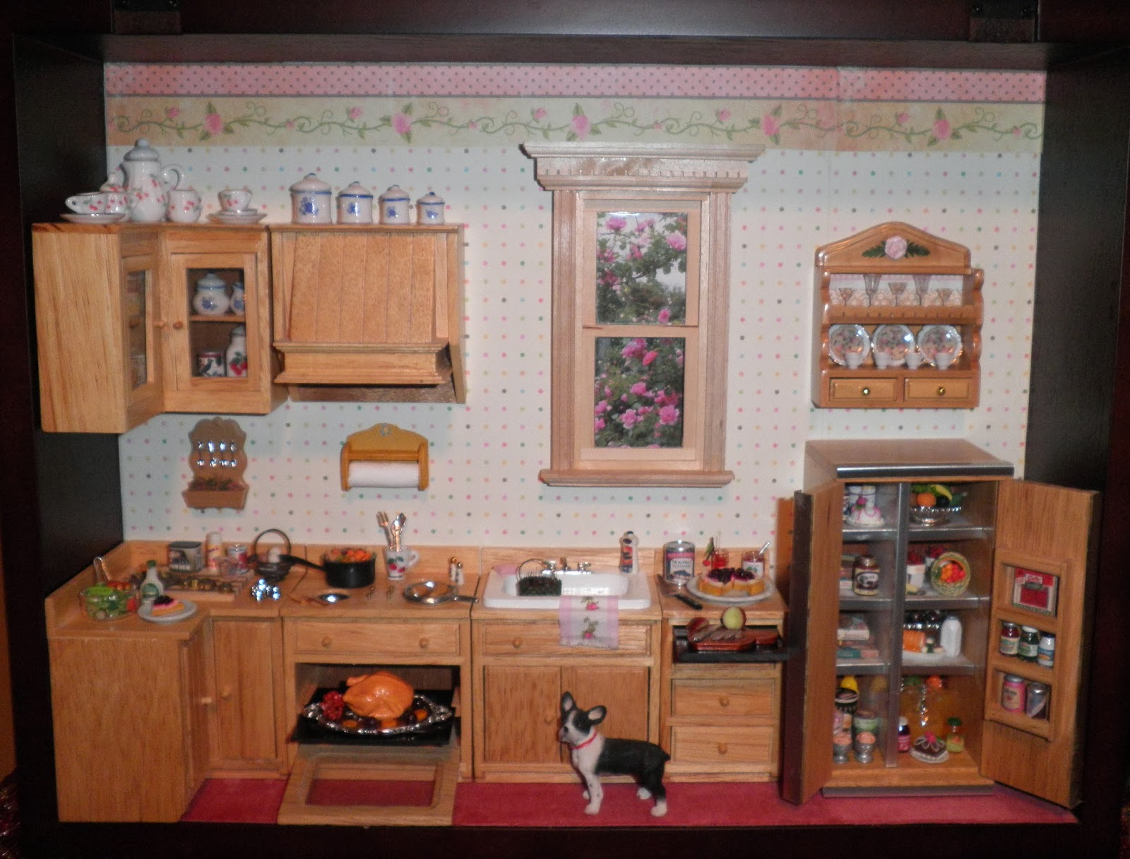 Her Collection Of Dreams Dollhouse Roomboxes