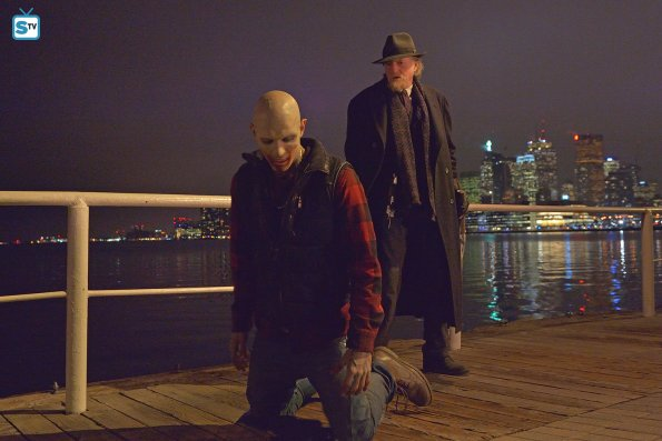 The Strain - Fort Defiance - Advanced Preview
