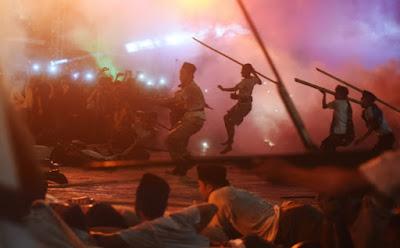 Drama Kolosal Surabaya Membara Gambarkan Pertempuran Di Gedung Internatio