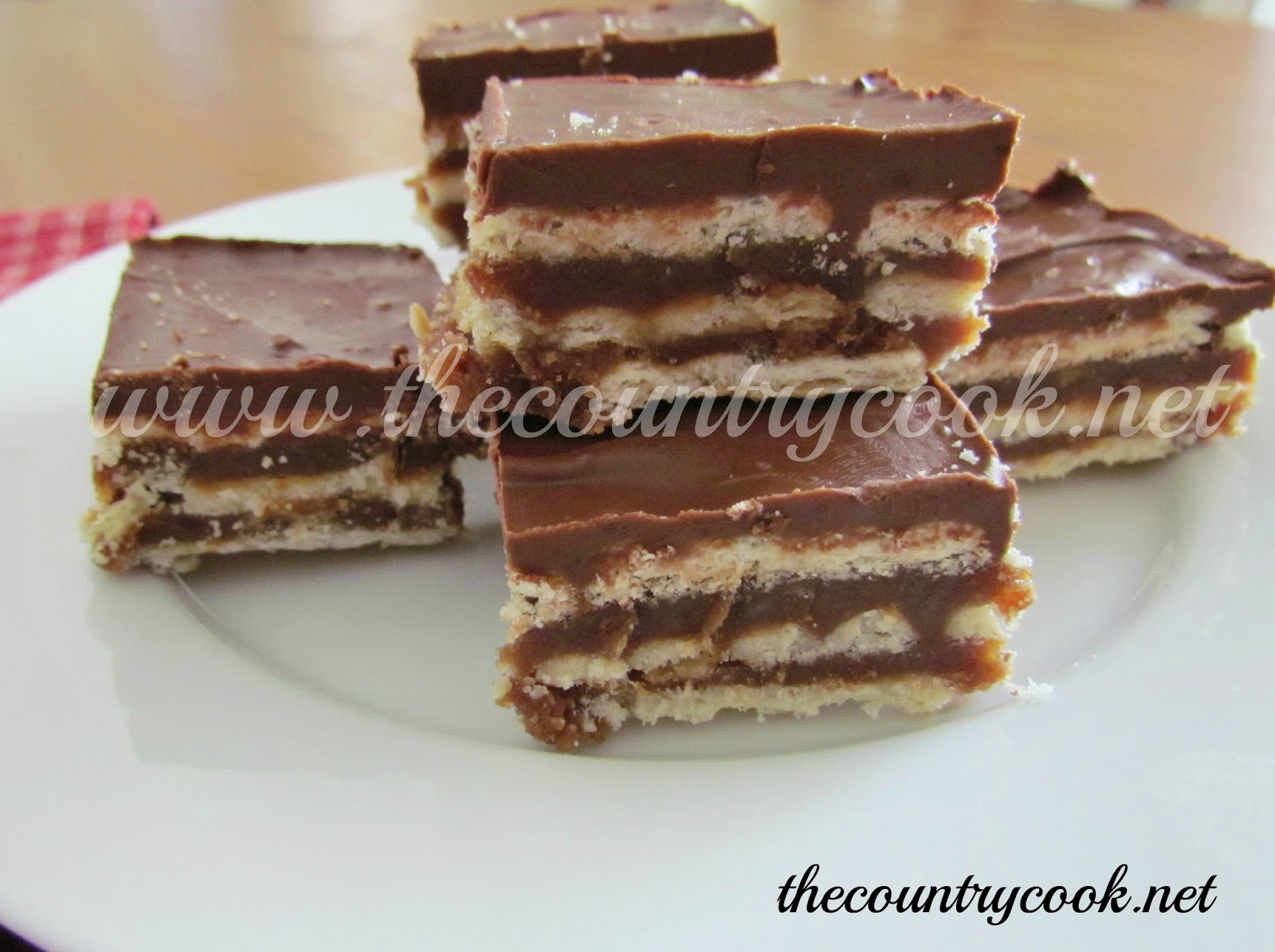 Homemade Kit Kat Bars - The Country Cook