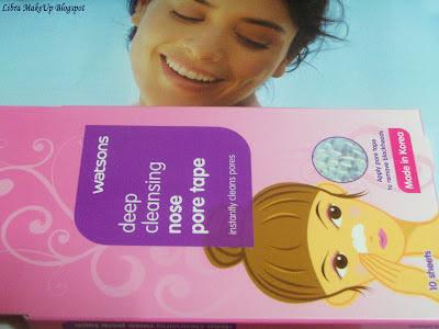 Deep Cleansing Nose Pore Tape burun bandı
