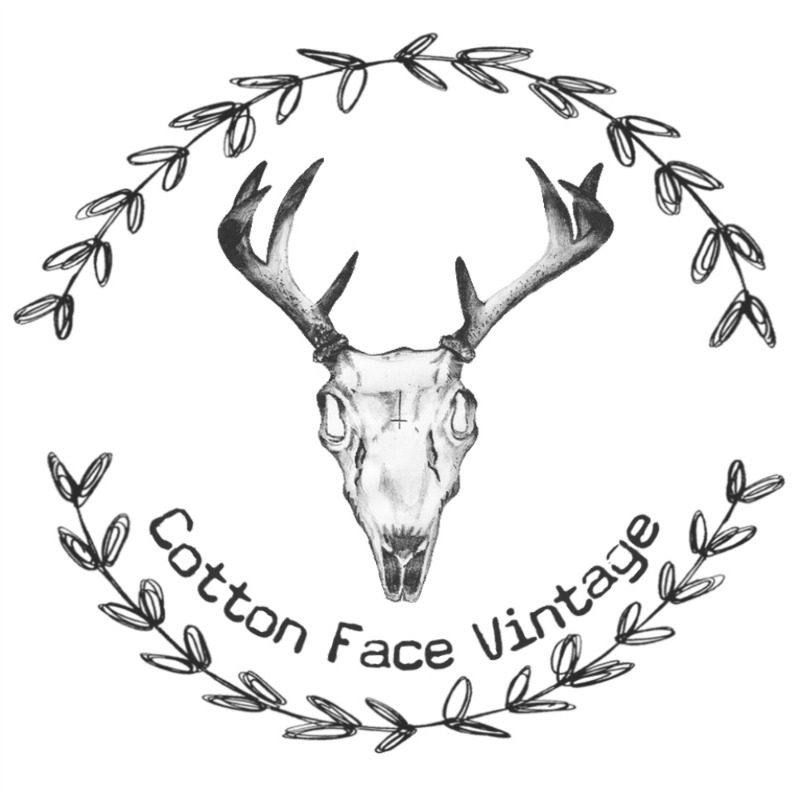 Cotton Face Vintage