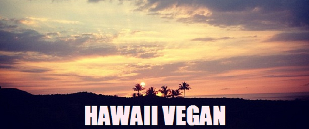 Hawaii Vegan