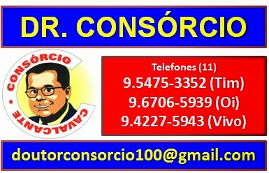 DR. CONSÓRCIO - O MAIOR ESPECIALISTA DE CONSÓRCIO NO BRASIL