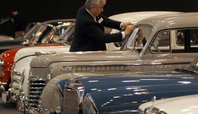 Gambar Mobil Classic Essen Motor Show