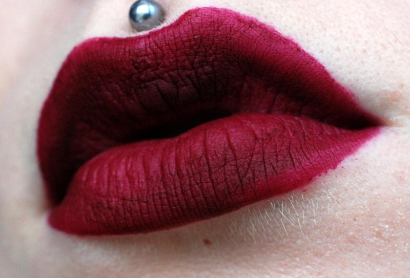 Reminder Nyx Matte Lipstick In The Shade Siren