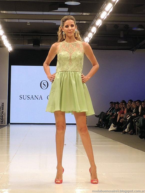 Susana Ortiz primavera verano 2015. Vestidos Moda primavera verano 2015.